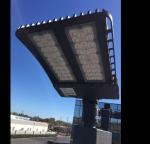 Waterproof Outdoor Led Parking Lot Lights IP65 200w AC 347V 5000 K 36797Lm 1000Weq Manufactures