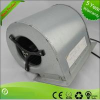 24v Small Double Inlets Forward Centrifugal Blower Fan HVAC Air Cooing High Pressure Manufactures