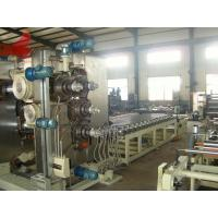 Cheap 450 Mm X 1350 Mm Six Roll PVC Calender Machine For Pvc Calendering Process for sale