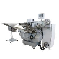 Spherical Candy Wrapping Equipment , Durable Chocolate Foil Packing Machine Manufactures