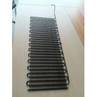 Durable Cooled Wire Tube Condenser For Refrigerator Part Pass CE Certificate Manufactures