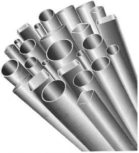 Welded steel pipe /ERW/hot rolled steel tube