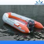 船外エンジンのゴムによって膨脹させる洪水防止の高速モーターボート