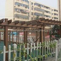 Gazebo, 100% Recyclable, Eco-Friendly, Saving Forest Resources; Available in Different Colors Manufactures