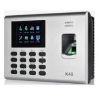 K40 Excell Report Biometric Fingerprint Time Attendance Manufactures