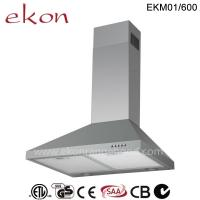 CE CB SAA GS Approved 60cm Wall Mount Stainless Steel Chimney Cooker Hood Manufactures