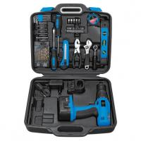 DIY Rechargeable Cordless Drill Sets with Screwdriver / Ratchet Wrench / Drill Bits Manufactures