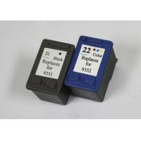Printers compatible ink cartridge for hp 21 22 hp21xl,hp22xl Manufactures