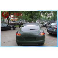 China PVC Matte Vinyl Wrap With Air Free Bubbles For Vehicle , 1.52X30M on sale