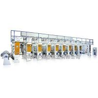 Heavy-duty Hi-speed Rotogravure Printing Machine Series Manufactures