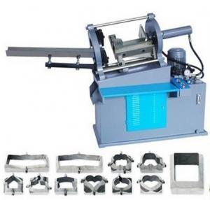 Automatic Hydraulic PVC Card Label Die Cutting Machine 110*110MM Manufactures