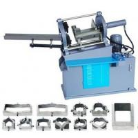 High Speed Hydraulic Die Cutting Machine For Label / Card 1500*670*1500mm Manufactures