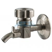 Manual Aseptic Sample Valve Food Grade Stainless Steel Sanitary Wine Sample Valve/Beer Sample Valve Manufactures