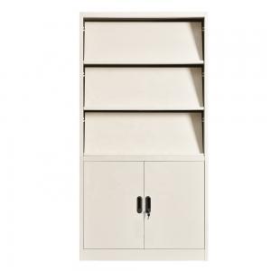 OEM KD Open Magazine 1.85m Metal Office Bookshelf Manufactures