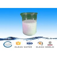 ISO / BV Organic silicon defoamer , liquid clean water anti foaming agent Manufactures