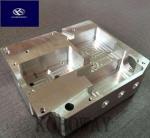 Smooth Surface Automobile Mechanical Parts , Custom Cnc Aluminum Parts Milling Process Manufactures