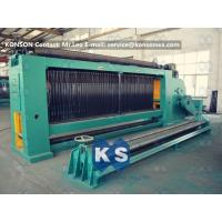 Chemical Industrial Gabion Machine for Double Twisted Woven Wire Mesh Manufactures