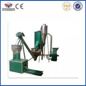 chicken feed pellet line / chicken feed pellet machine Manufactures