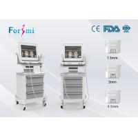 300W input power of High Intensity Focused on Ultrasound wrinkle removal machine Manufactures