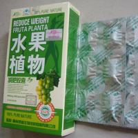China Health body shape Fruta Planta Reduce Weight Pills for constipation, acne, face blemishes on sale