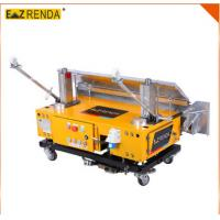 Construction Equipment Wall Concrete Rendering Machine High Efficiency 1M length Manufactures