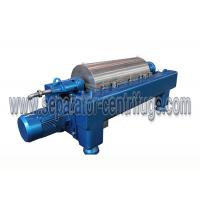Integral Continuous Solid - Liquid Separation Oilfield Decantering Centrifuge / Drilling Mud Centrifuge Manufactures