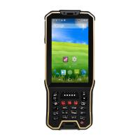 Rugged Outdoor Portable Data Collector Qr Barcode Scanner 4G WIFI GSM Connection Manufactures