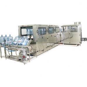 600BPH  Drinking Water Bottle Bottling Machine  For 5 Gallon Manufactures