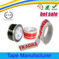 China Custom printing logo senior quality packing bopp tape on sale