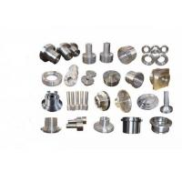 Stainless Steel CNC Lathe Machine Parts 0.002mm Tolerance ISO Certification