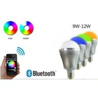 Bluetooth LED Bulb, Dimmable Light Bulbs, WiFi LED Bulbs Manufactures