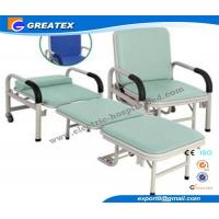Hospital Infusion Transfusion Chair , medical Folding Chair for accompanying patients Manufactures