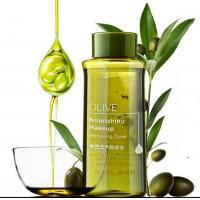 Olive Gentle Face Makeup Remover Moist Cleansing Oil Deep Makeup Removal Manufactures