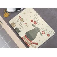 China SGS Certificate Super Quick Dry Diatomitebath Mat Natural Diatomaceous Earth Mat on sale