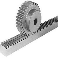 M1*15*15*1500mm Metal Spur Gear Cars Or Other Wheeled Steered Vehicles Manufactures