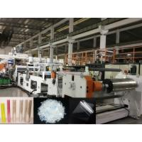 China PET Sheet Extrusion Machine For Producing PET Food Box Sheet on sale