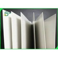 1.0mm - 1.8mm Double Sides White Thick FBB Board For Packing Electronic Product Manufactures