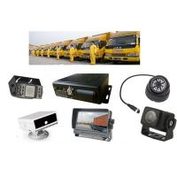 Truck Vehicle Security Monitoring System 4 Camera Car DVR with Fatigue Sensor