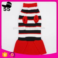95%Acrylic 5%Spandex 16inch 60g Pet Sweater New Design Fashion Spring Autumn Christmas Manufactures