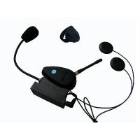 China Real Two-Way Wireless Intercom Bluetooth Handsfree Kit Motorcycle Helmet Headsets on sale