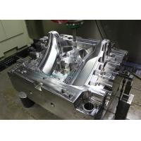 PC + ABS 2K Auto Injection Molding / Auto Head Lens With HRS Hot Runner Manufactures