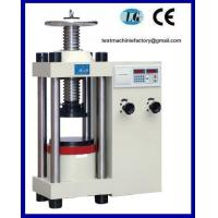 Buy cheap YES-1000 Compression Testing Machine (Manual Screw) from wholesalers