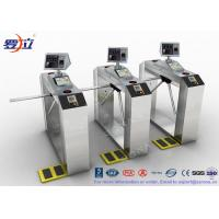 China TCP / IP Door Security Access Control Turnstiles RFID Automatic Tripod Turnstile Gate on sale