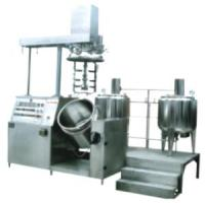 Suppository Vacuum Emulsification Complete Equipment (SJ) Manufactures