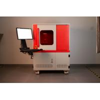 Buy cheap High Precision Positioning Automatic Laser Marking Machine 4 Axis Control from wholesalers
