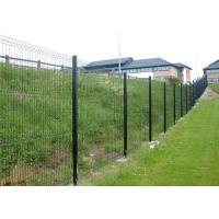 Galvanized, PVC, Powder Coated Welded 3D Fence Panel Manufactures