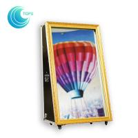 Most Popular selfie 55 Inch Magic Mirror Photo Booth Touch Screen Photo Booth for fashion show Manufactures