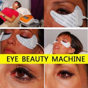 China Home Use Comfortable Eye Wrinkle Machine , Electric Eye Massage Device on sale