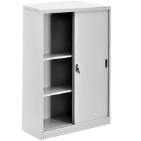Space Storage Multilayer 0.6MM 1400MM Furniture Office Cabinet Manufactures
