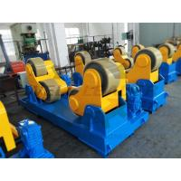Self Aligned Pipe Tank Welding Rotator for 30Ton with Max 4200mm Diameter Manufactures
